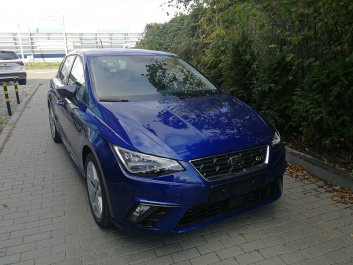 SEAT Ibiza FR 1.0 TSI 95KM, manual