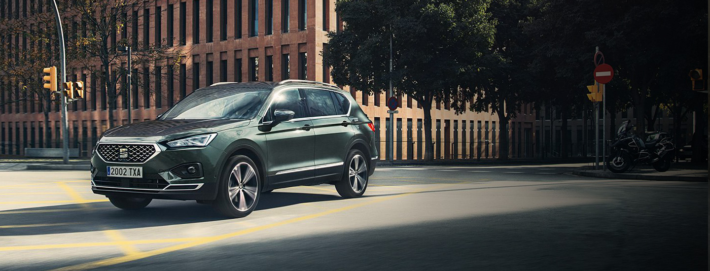 Nowy SEAT Tarraco